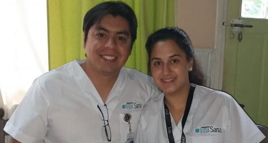 Operativo Vida Sana: 'Visitamos a los vecinos con la misión de fomentar la salud integral'