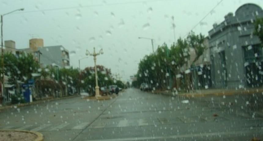 Hasta 27 MM se registraron en Bolívar y la zona tras la lluvia de este viernes