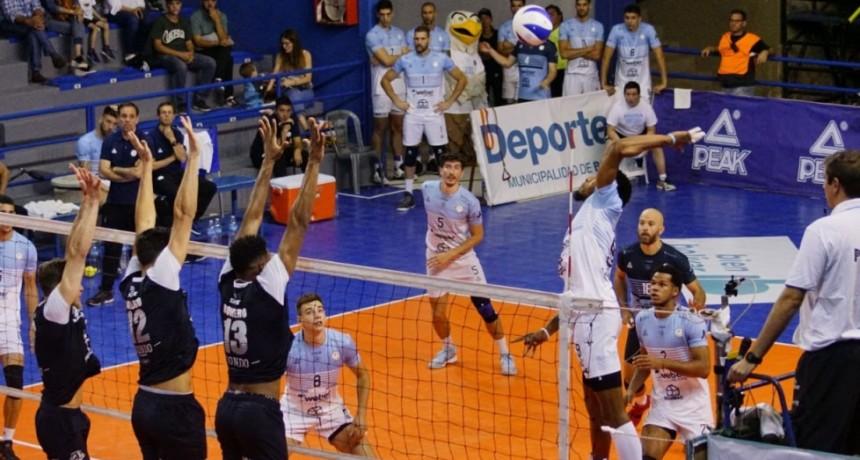 Copa RUS Argentina: Bolívar Vóley enfrenta este sábado a UPCN en la semifinal