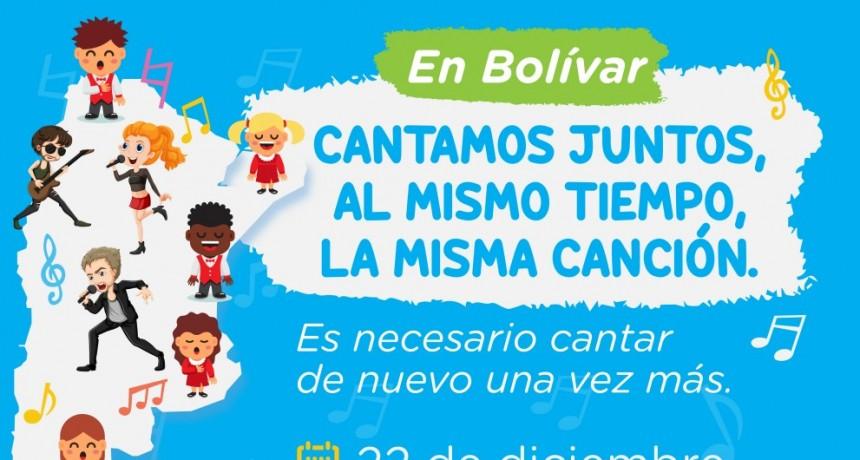 Bolívar se suma a la iniciativa solidaria de Juan Carr