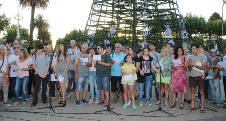 Canta Argentina: La intención es unir a los Argentinos