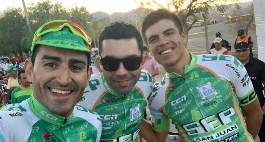 Juan Pablo Dotti y el SEP San Juan cosecharon su segunda victoria en la temporada sanjuanina