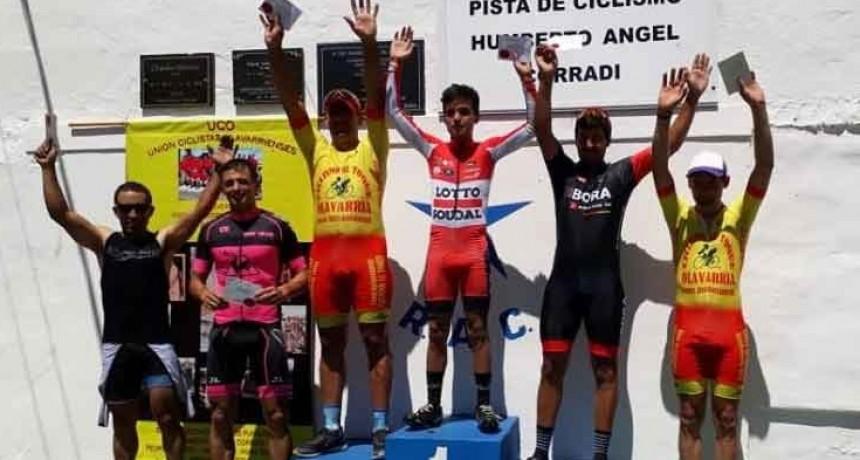 Mingo Giordano: 'Nunca voy a bajar los brazos porque el ciclismo es lo que amo'