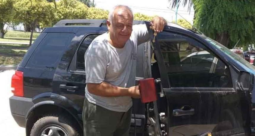 Reynaldo Llamas: 'Hemos grabado número de autopartes en más de 450 vehículos'
