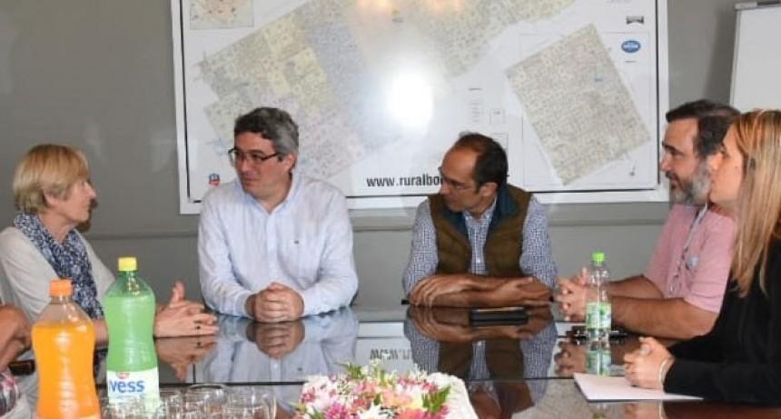 Javier Rodríguez: 'Es una premisa del gobernador que la gestión este muy presente en todas las localidades'