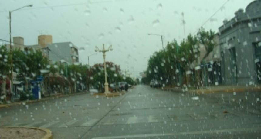 Mediciones dispares se registraron en la lluvia del pasado viernes 27 en Bolívar y la zona