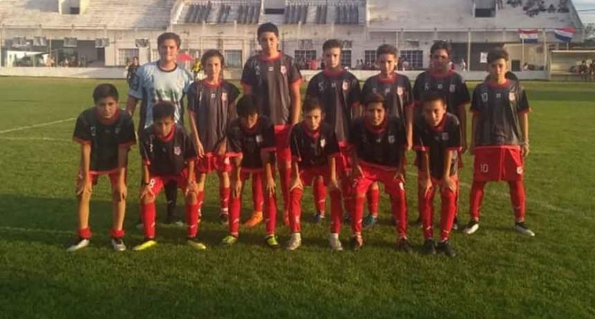 La categoría 2007 de Club Empleados participó de las finales del Torneo Esperanza