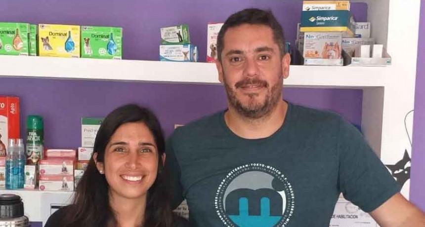 Gabriela Fernández: 'El sistema de guardias es privado y solo se atiende a pacientes de las veterinarias adheridas'