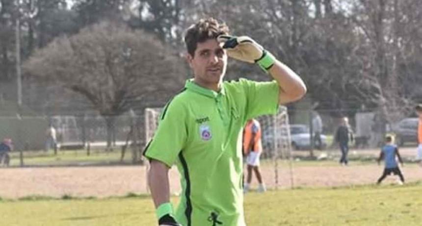 Jonatan Aranas: 'Me apasiona ver como todavía hay chicos que quieren ser arqueros de verdad porque aman el futbol'