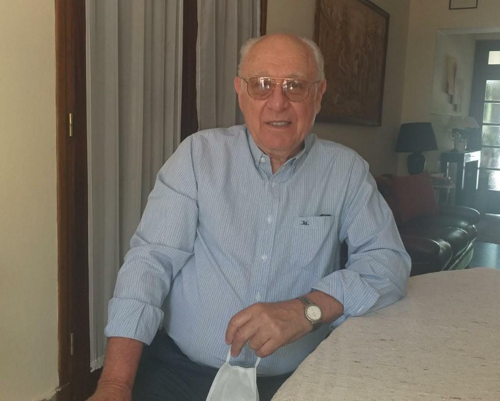 """Siro Flores: """"Quiero agradecer al Intendente Marcos Pisano, a su Departamento Ejecutivo y a los Concejales que votaron de forma unánime"""""""