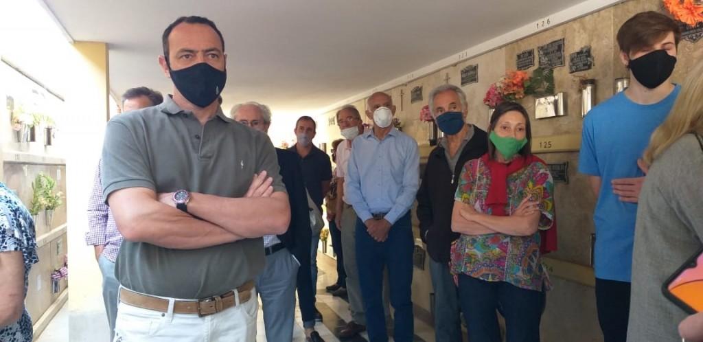 Se realizó un homenaje a Jorge Ravassi y Gabriel Virgini para conmemorar el Día del Médico