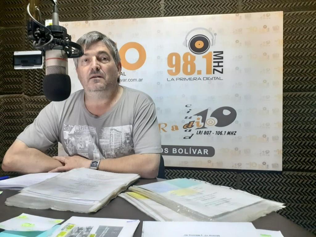 """José 'Vasco' Elissamburu: """"Extraño mucho el Automovilismo, como cualquier otra persona que ama un deporte y no lo puede practicar"""""""