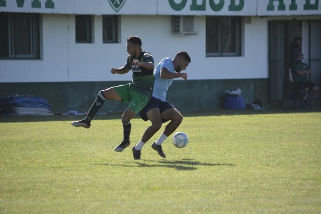El Club Ciudad de Bolívar visitó a Sarmiento de Junín y disputó 2 partidos amistosos