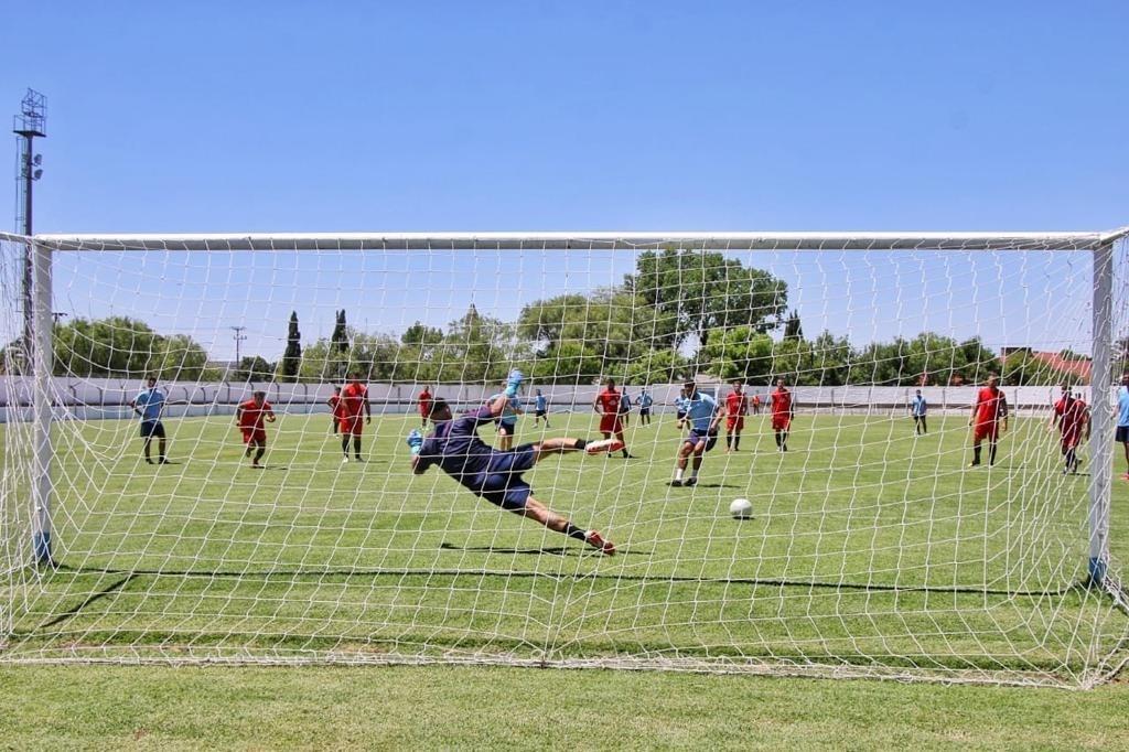 Triunfo ante Independiente de Chivilcoy pensando en el Regional Amateur