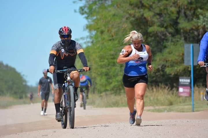 """Mercedes Botta: """"Hace más de 6 años que estoy en el Running, más que una actividad deportiva, para mí es terapia"""""""