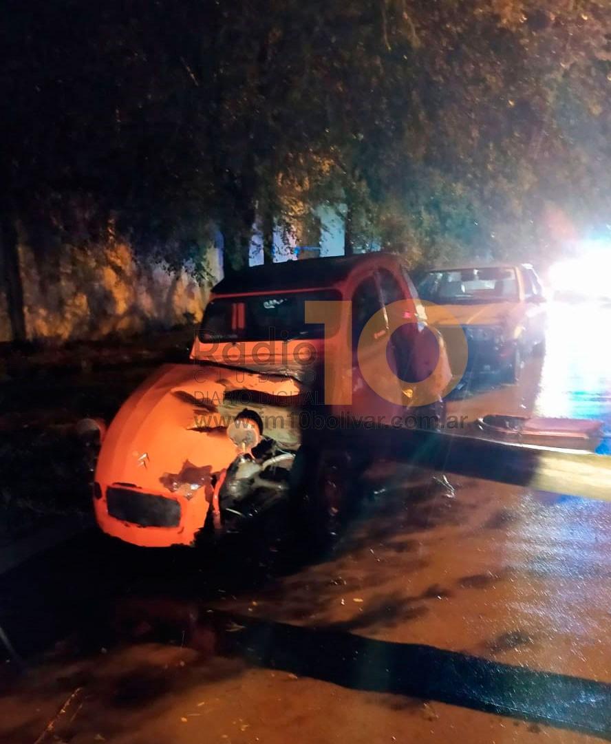 Un poste de Telefónica Movistar Hogar cayó sobre un auto