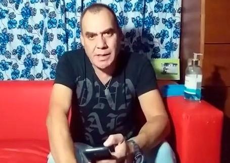 """Oscar Bissio: """"No es momento de agresiones; tenemos que estar juntos como en noviembre de 1985"""""""