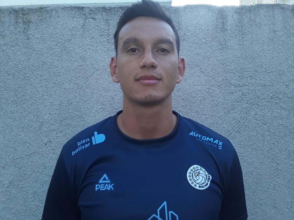 """Sebastián Álvarez: """"Bolívar es una ciudad que te abraza; el Club Ciudad ofrece un conjunto de cosas que te hacen adaptarte rápido"""""""