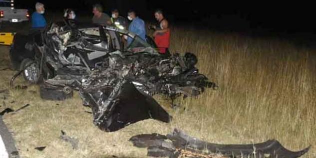 Un médico traumatólogo salvó su vida de milagro al chocar contra un camión