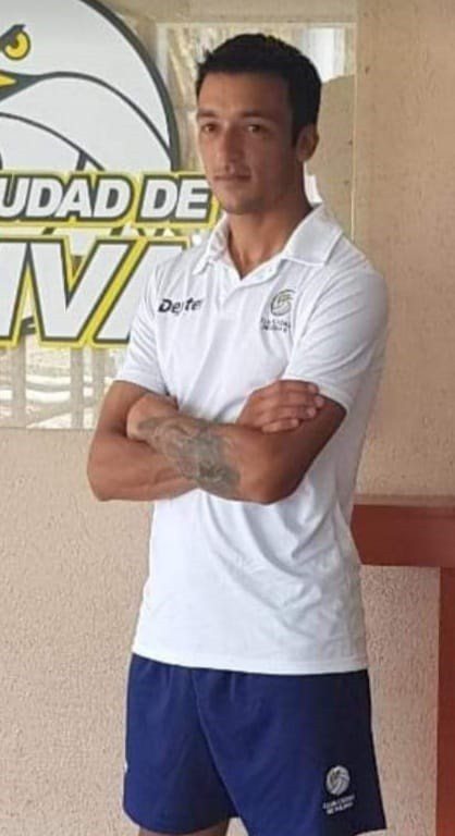 """Horacio 'Bachi' Bianchi (Club Ciudad): """"La verdad es que hemos trabajado muy bien, inclusive desde el inicio de la cuarentena"""""""