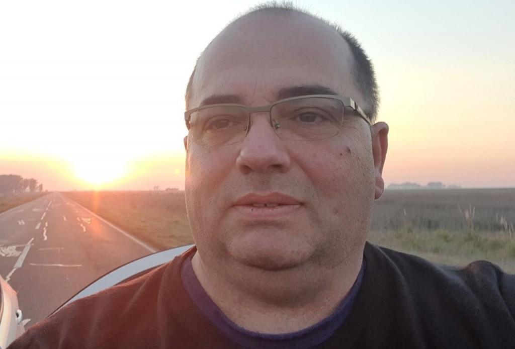 """Gustavo Sollé: """"Cuando me lo ofrecieron acepté de inmediato, siempre me caractericé por ponerle el pecho a las balas"""""""