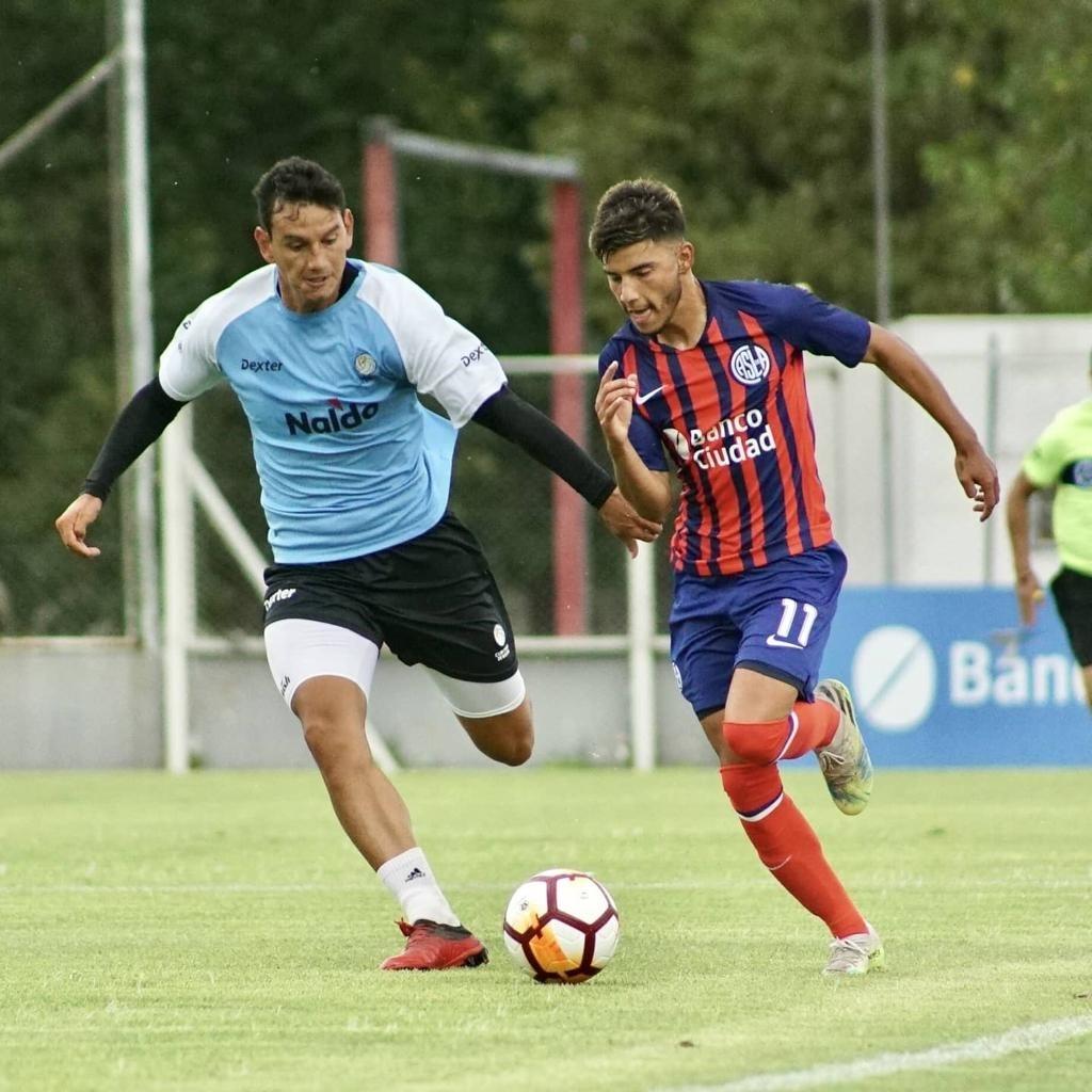 Club Ciudad se trajo un empate del amistoso con la Reserva de San Lorenzo